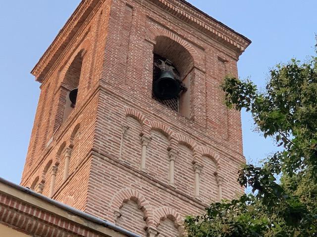 L2F Sep 19 pic Spain Madrid medieval San Nicolas Church