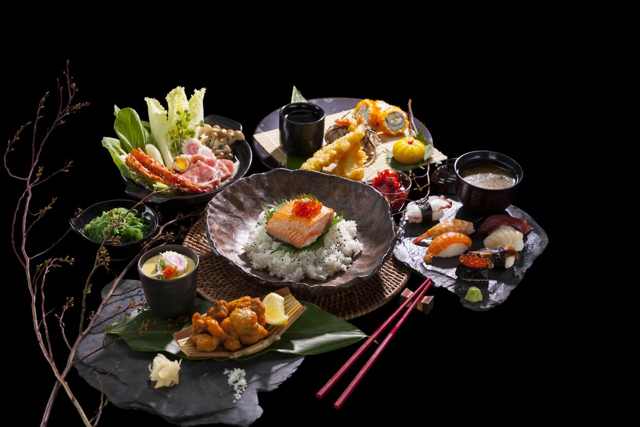 Japanese cuisine offers an abundance of gastronomical delights.