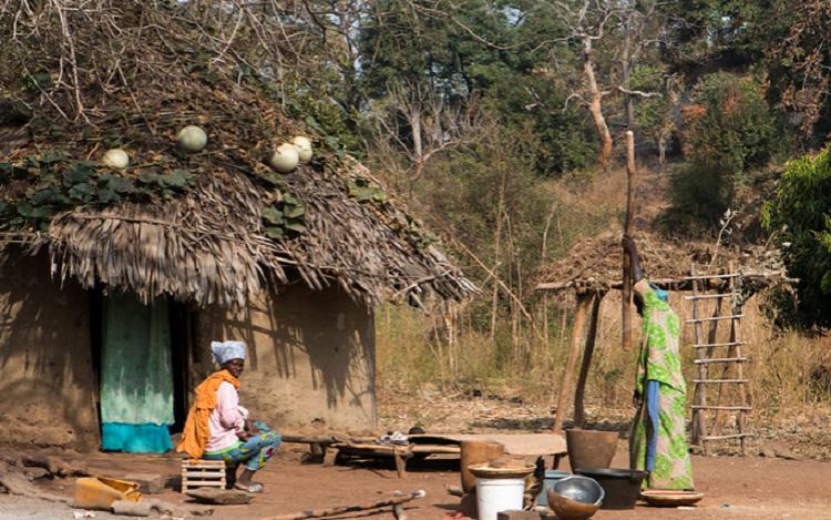 L2F Feb 20 pic Senegal Bassari village women Flickr Carsten ten Brink