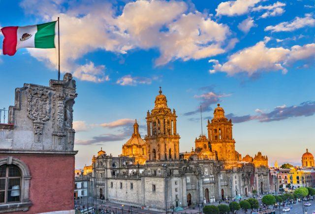 Zócalo de México
