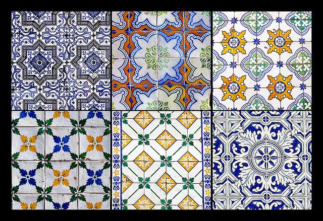 Azulejos of Lisbon