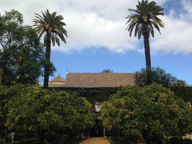 Palacio de Dueñas (Sevilla)