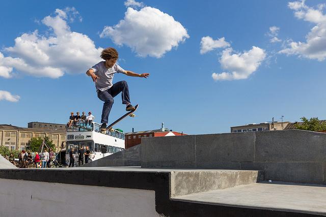 Copenhagen Open - Ollie high now