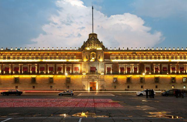 Palacio Nacional México