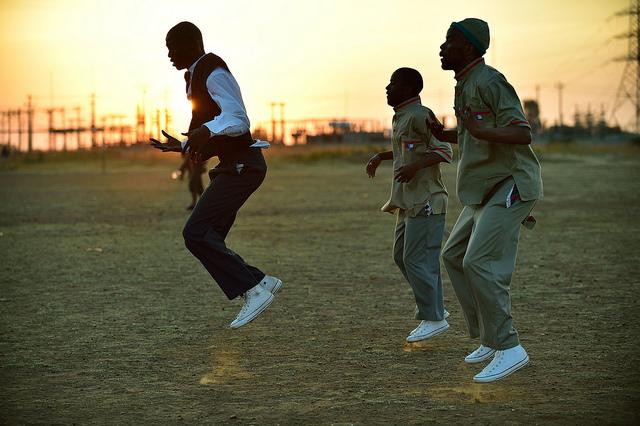 Pantsula Dancing, Gauteng, South Africa