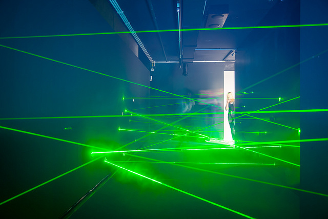Laser Parcours