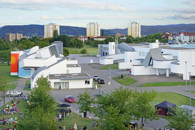 Le Campus Vitra (Weil am Rhein, Allemagne)