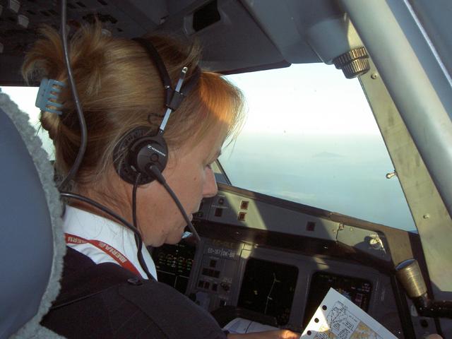 Piloto de Iberia