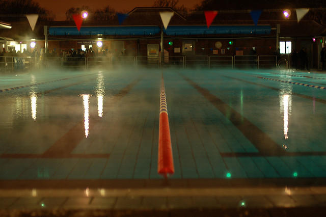 Pool steam