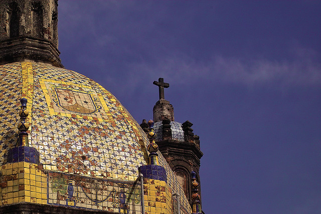 San Ángel México