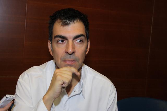 Ramón Freixa (2 Soles Repsol)