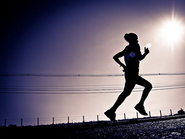 She Runs and Shine
