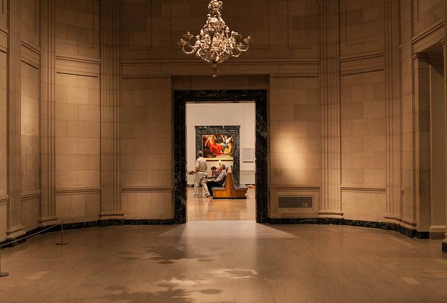 Boston Fine Arts Museum