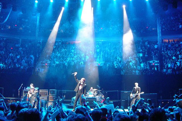 """U2 - """"Pride"""" - Rose Garden, Portland"""