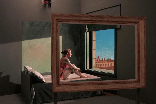 Edward Hopper @ Museo Thyssen-Bornemisza A