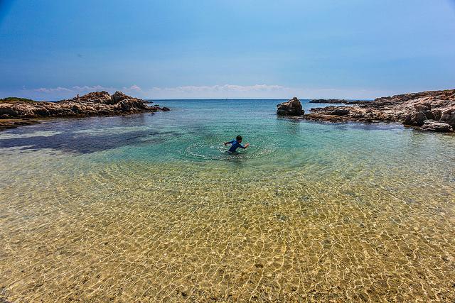 Sardegna 2013 - Isola dell'Asinara - Cala dei Ponzesi