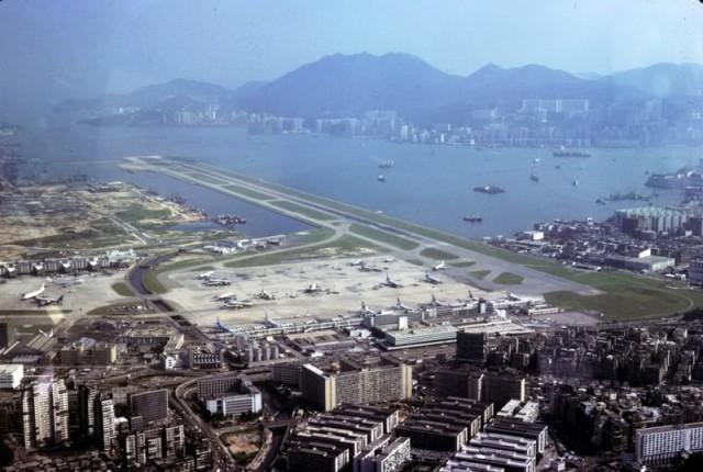 Aeropuerto Kai Tak (Hong Kong)