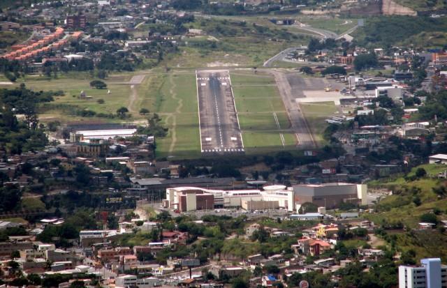 Aeropuerto Tocontin (Tegucigalpa)
