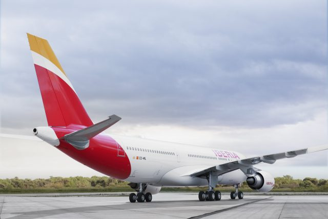 Airbus 330-200 Iberia Nuevas Rutas