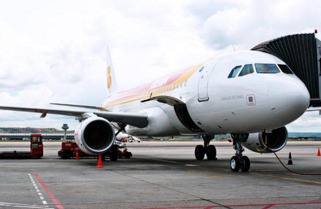 Alianza Iberia Airbus A320