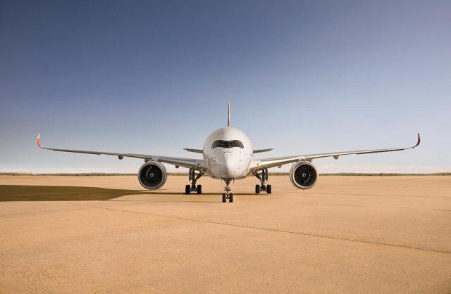 Alianza Iberia Airbus A350