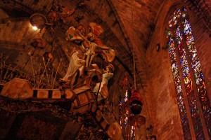 Baldaquin de catedral