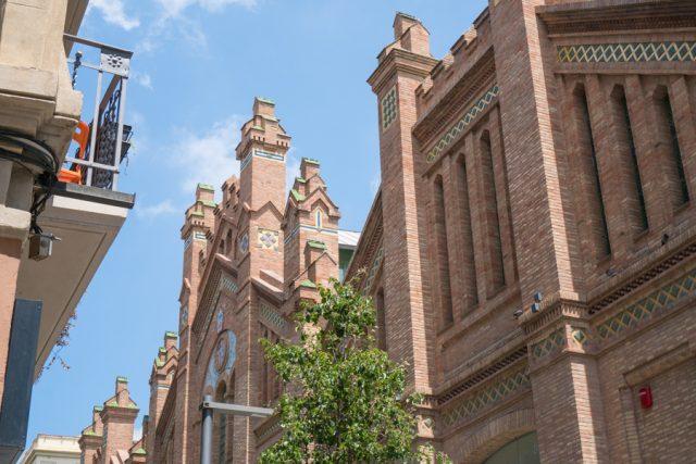 Barrio Sants Barcelona España Dani Keral Un Viaje Creativo