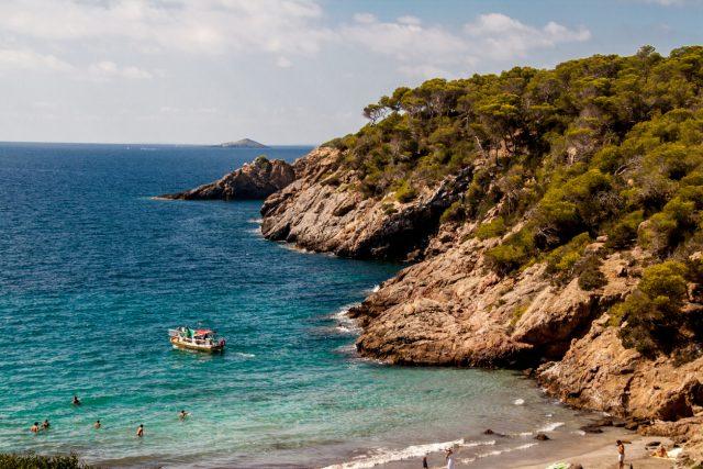 Cala Boix Mejores Calas Ibiza Baleares