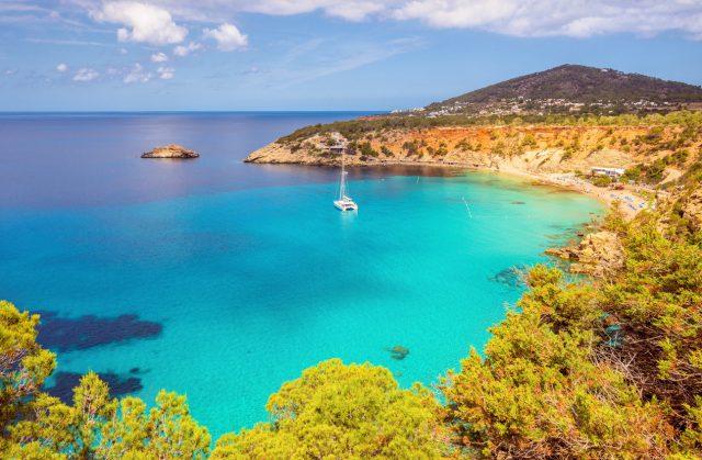 Cala Hort Mejores Calas Ibiza Baleares