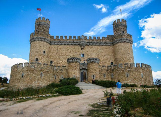 Castillo Mendoza Manzanares Real Madrid España siete_vidas Shutterstock