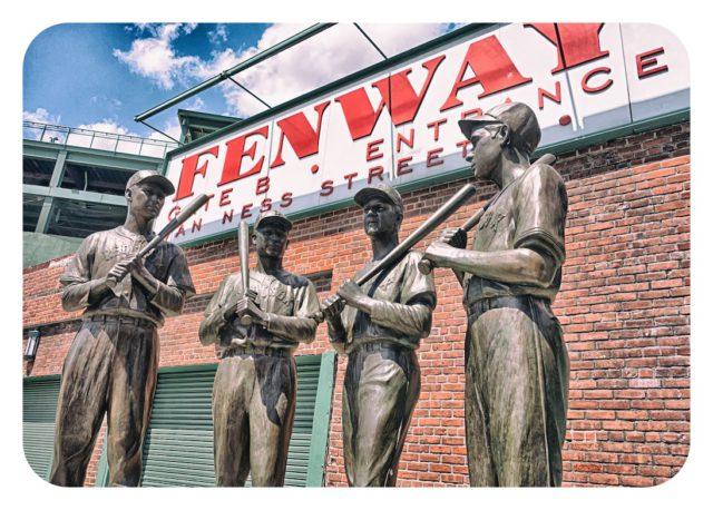 Fenway Park, en Boston