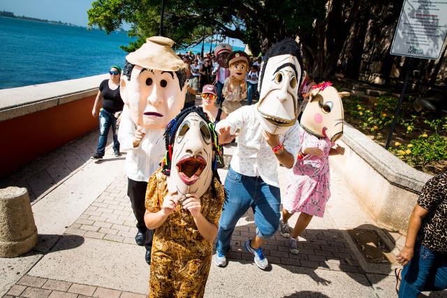 Fiestas de la Calle San Sebastian - Puerto Rico - San Juan