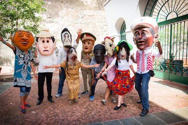 Fiestas de la calle San Sebastian - SanSe - San Juan - Puerto Rico