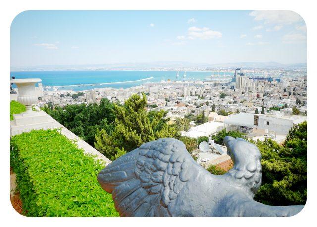 Ruta en coche por Israel