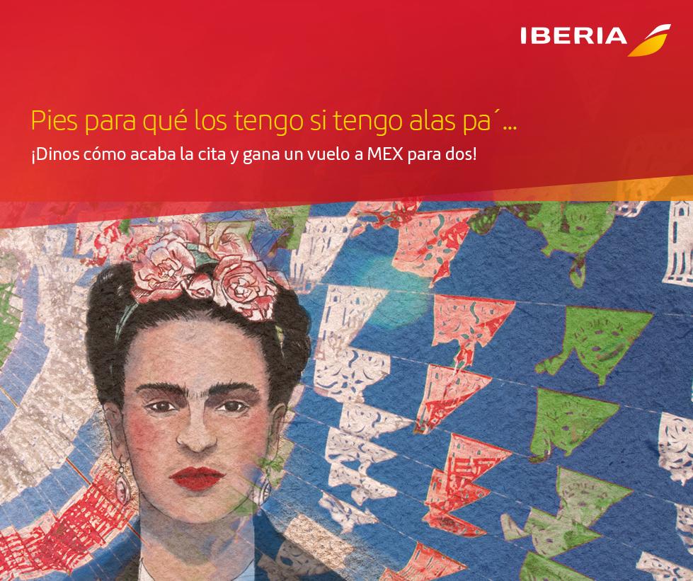 65º Aniversario México #destinosIberia