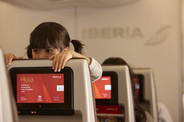 Iberia wifi a bordo