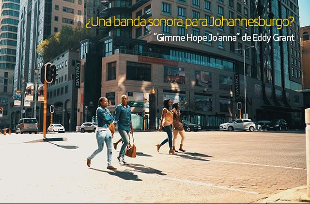 Banda sonora Johannesburgo