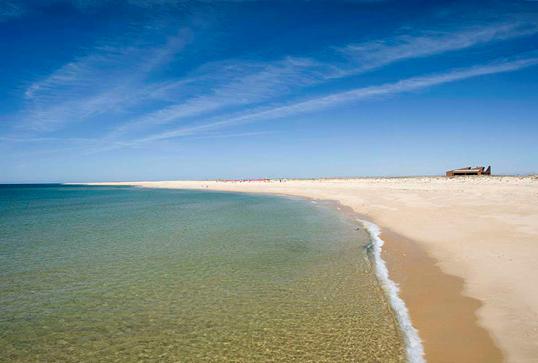 Faro, paraíso natural