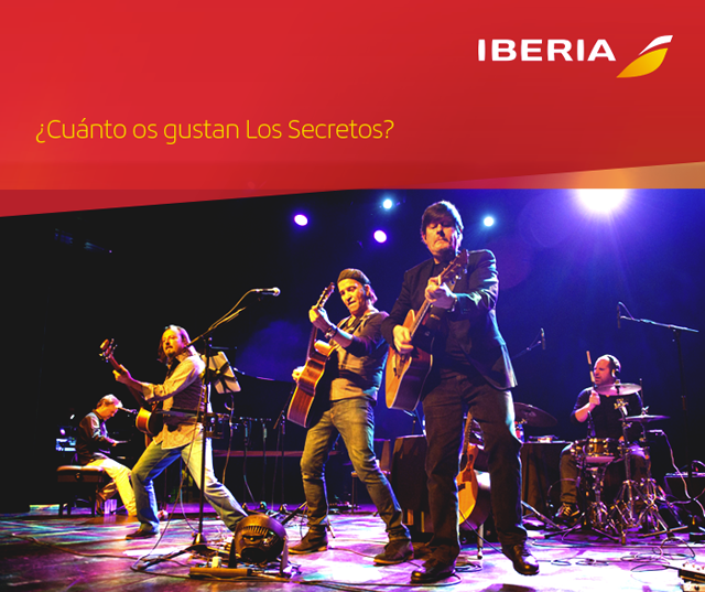 Los-Secretos-en-concierto