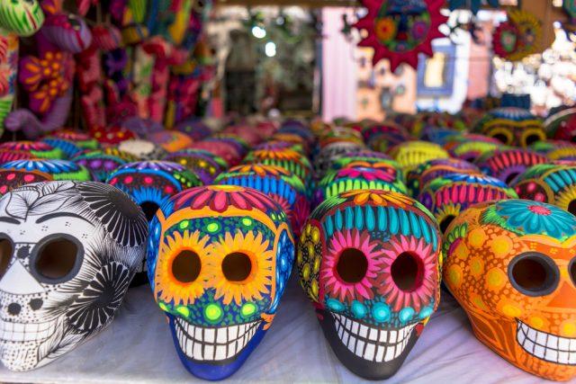Mercado Artesanías San Miguel Allende San Hoyano Shutterstock
