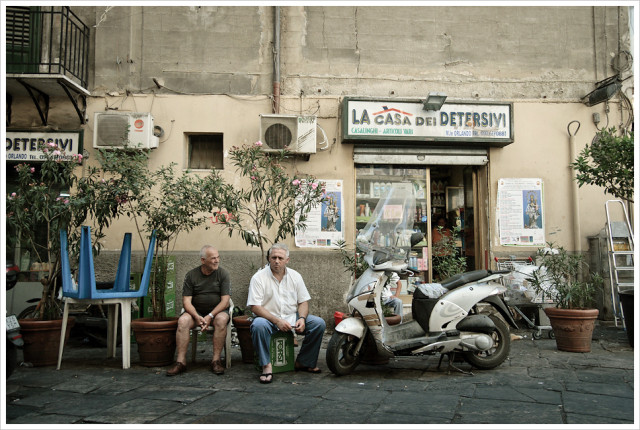 Ruta por Palermo, Sicilia