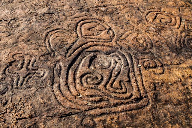 Pinturas rupestres cuevas Republica Dominicana Milkov Vladislav Shutterstock