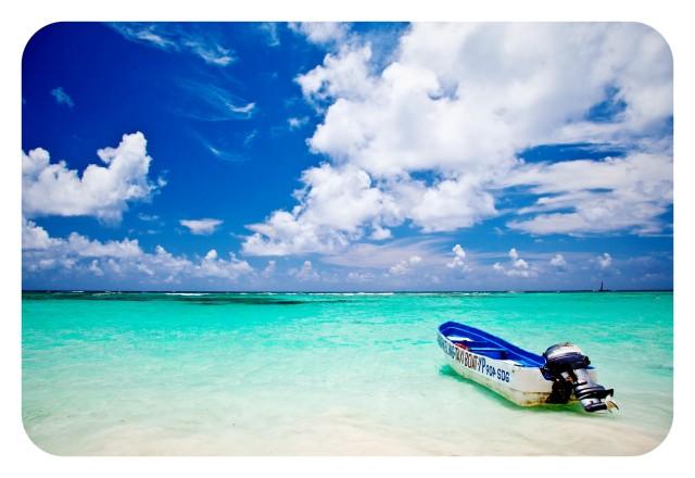 Playas de Punta Cana, República Dominicana