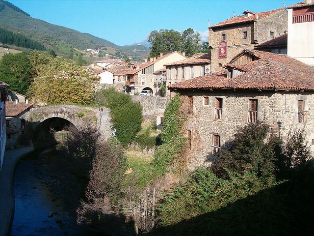 Potes_Cantabria_Camino_Lebaniego