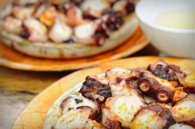 Pulpo a feira Galicia Gastronomia StockPhotoAstur Shutterstock