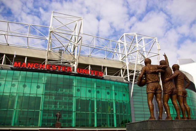 Reino Unido Manchester United Fútbol Naipung Shutterstock