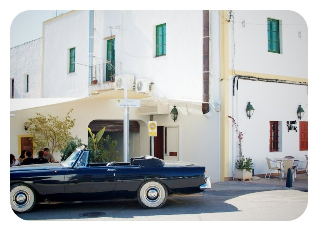 Santa Gertrudis de Fruitera, en Ibiza