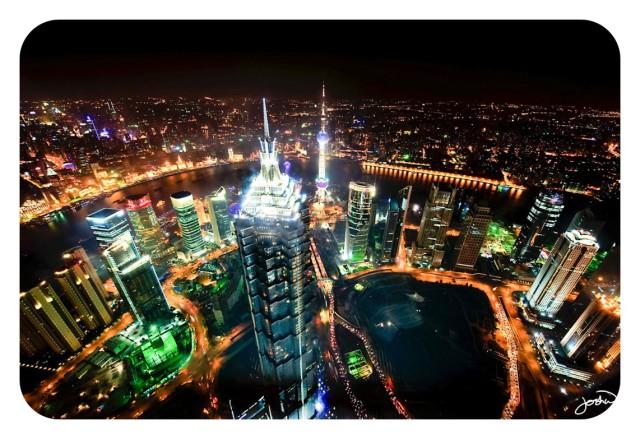 Pudong, en Shangai