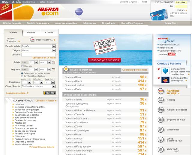 Iberia.com