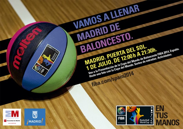 Mundo Basket 2014